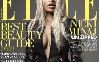 Nicki Minaj undergoes dramatic magazine 'makeunder': I feel naked