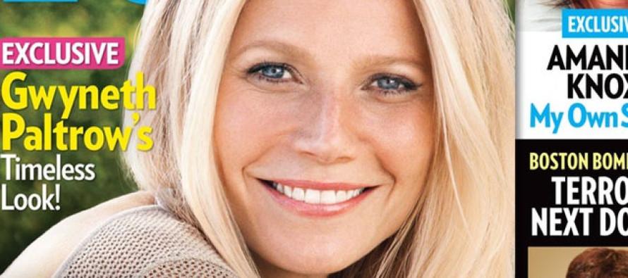 Gwyneth Paltrow named World's Most Beautiful Woman