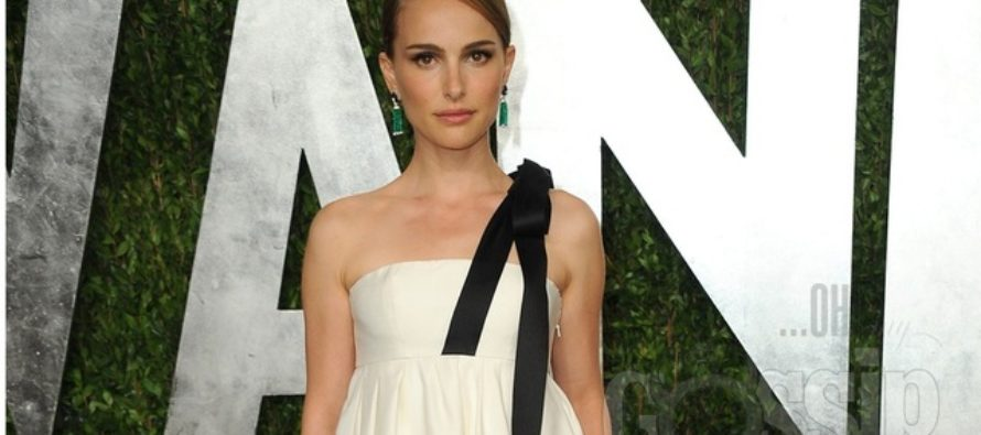 Natalie Portman for directorial debut with 'Tale of Love and Darkness'?