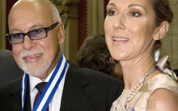Celine Dion about marriage: Talk over everything and you'll find you are still on the honeymoon