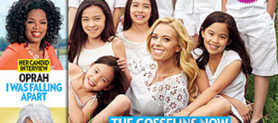 Kate Gosselin is frugal these days