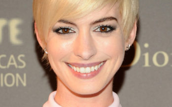 Anne Hathaway fears for her hair