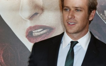 Armie Hammer on stinky diet thanks to Guy Ritchie