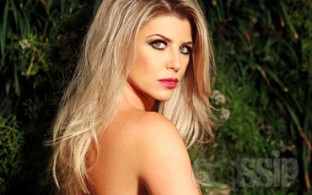 Brazilian Big Brother's star Íris Stefanelli to Ohmygossip: My biggest dream is currently to be a TV hostess