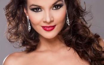 Miss Universe El Salvador 2013 Alba Delgado
