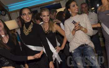 Miss Universe 2013: Afterparty at the Rose Bar