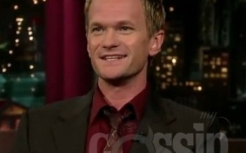 Neil Patrick Harris talks coming out