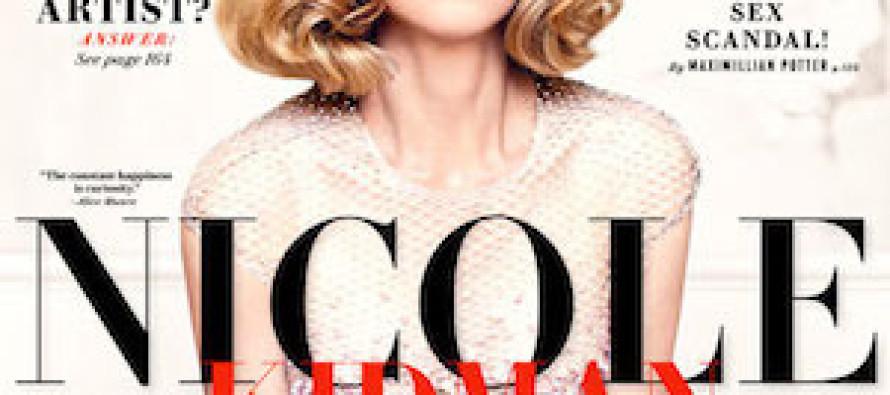 Nicole Kidman talks about Tom Cruise again