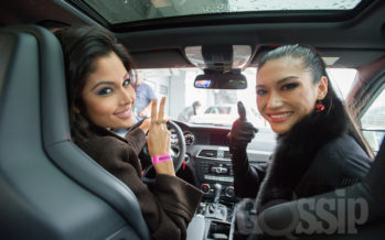 Miss Universe 2013 @ Moscow Raceway