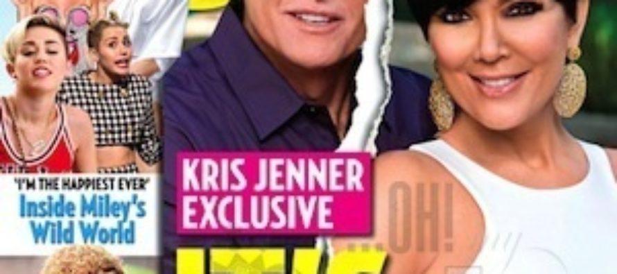 Kris Jenner and Bruce Jenner confirm their split: We're living apart