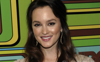 Adam Brody and Leighton Meester engaged