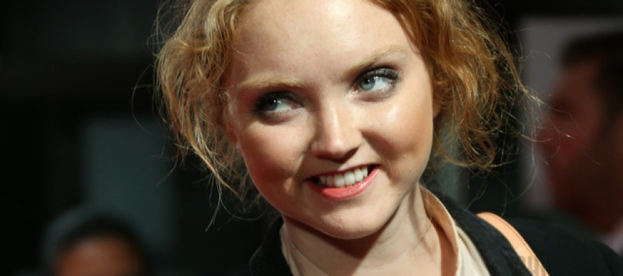 Lily Cole thinks TV will damage her mind