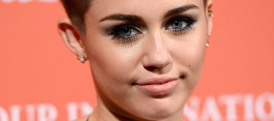 Miley Cyrus is heading for a breakdown?
