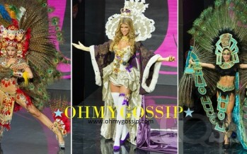 Miss Universe 2013: National Costume contest at Vegas Mall (Vol2)