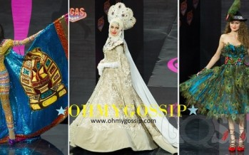 Miss Universe 2013: National Costume contest at Vegas Mall (Vol3)