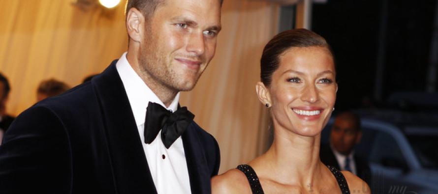Gisele Bundchen makes Tom Brady pay everything