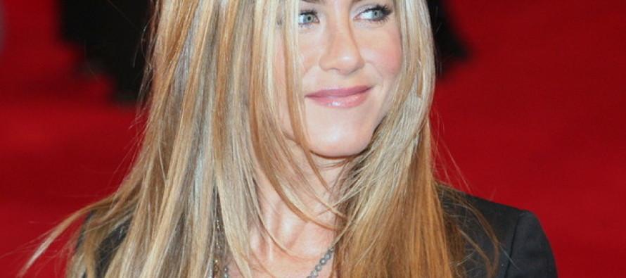 Jennifer Aniston is a science freak