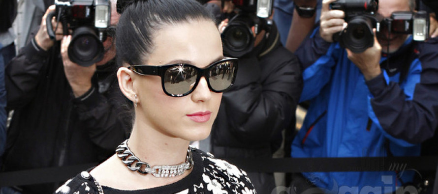 Katy Perry: I can't stand the drive to Orlando's house