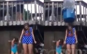 """Tragic video: 17-year-old Nancy Oley dies after breaking her neck from """"Ice Bucket Challenge"""""""