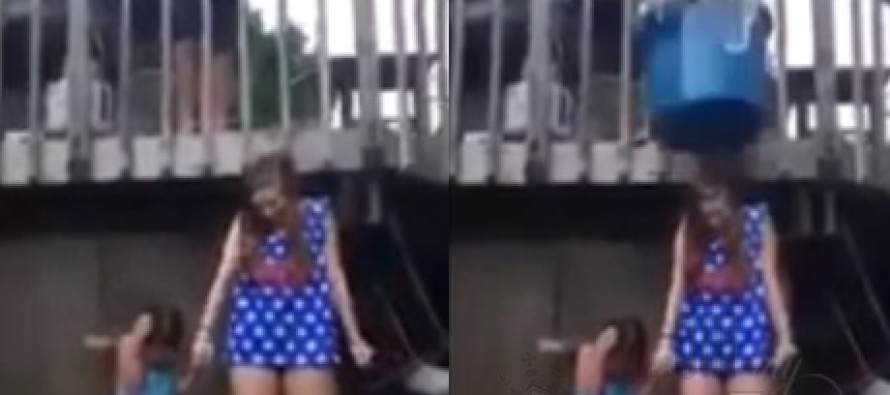 "Tragic video: 17-year-old Nancy Oley dies after breaking her neck from ""Ice Bucket Challenge"""