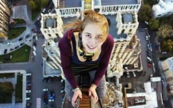 7 Selfies taken moments before death