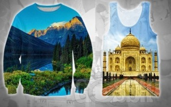 You can turn your photos into T-Shirts by using this app
