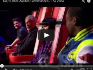 Top 15 Blind Audition Performances – The Voice