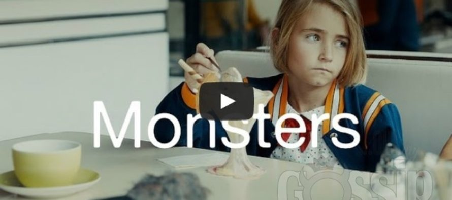 This powerful anti-drinking ad from Finland shows how kids see their parents who drink