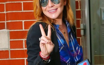 Lindsay Lohan moving back to New York?