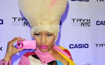 Nicki Minaj apologises for expletive-ridden EMAs ceremony
