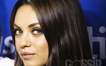 Actress Mila Kunis feels blessed to be a stay-at-home mum