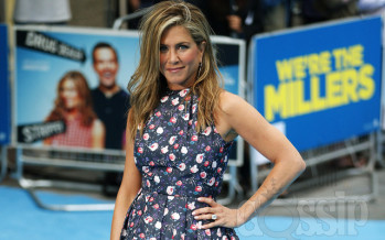 Jennifer Aniston: Justin Theroux was a gift from my dead ex