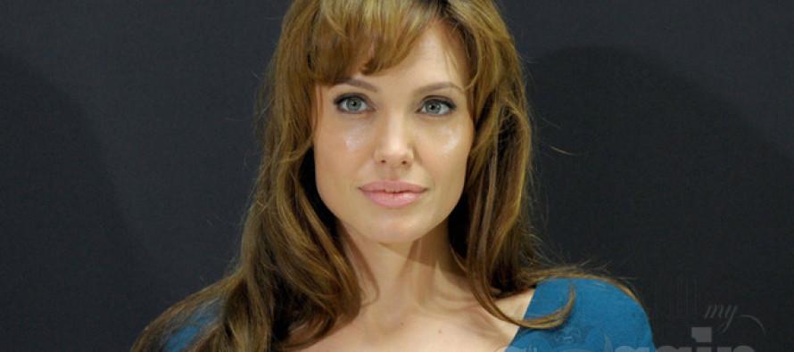 Angelina Jolie is enjoying acting again