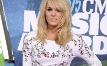 Carrie Underwood leads best dressed at CMAs
