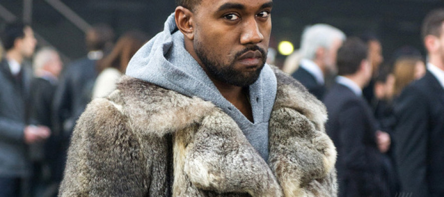 Kanye West debuts new collection