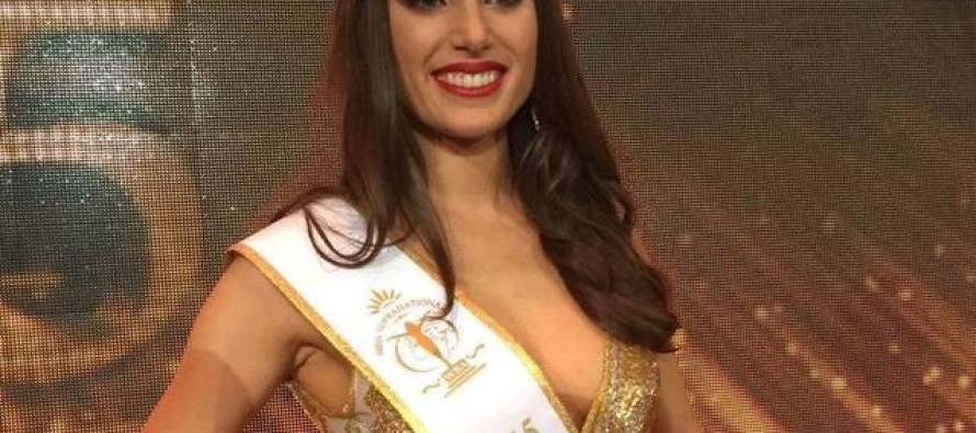 Miss Supranational 2015 is Stephania Vasquez Stegman from Paraguay