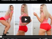 VIDEOS! Kindergarten teacher Jessica Vanessa quits job to twerk on Vine