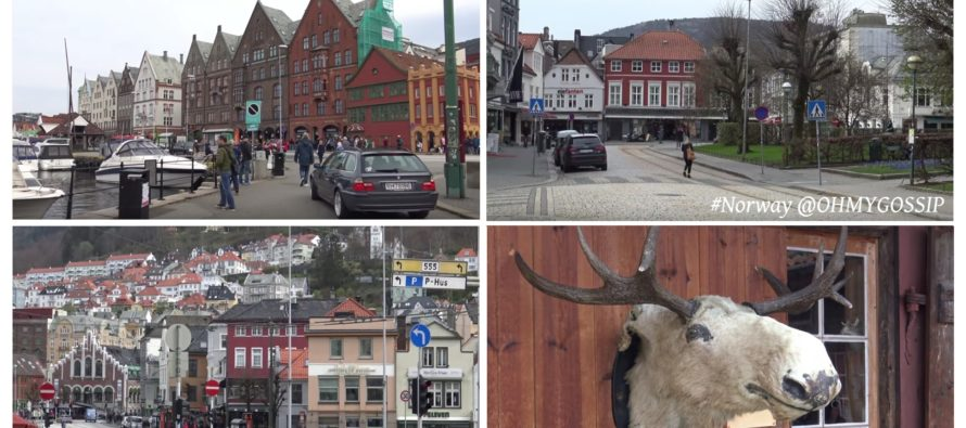 4 FREE things to do in Bergen, Norway