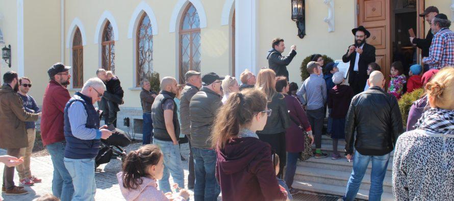 Helena-Reet Ennet: the Finnish, Estonian and Scandinavian Jewish community is growing!