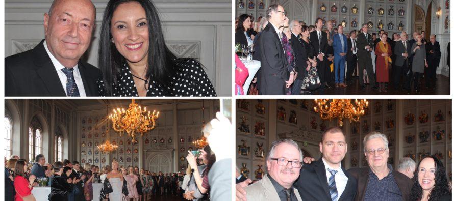 BIG GALLERY: Ambassador Dov Segev-Steinberg organized a formal reception in honour of Israel's 69th birthday!