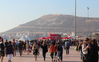Travel to Morocco: Agadir Kasbah city ruins, beach promenade and Pure Passion restaurant + TRAVEL PHOTOS!