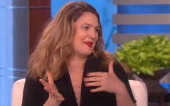 Drew Barrymore is still trying to get off the dating app Raya + VIDEO!