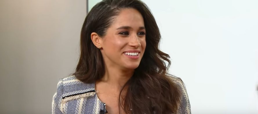 Meghan Markle is receiving etiquette lessons in preparation for joining the royal family + SHE IS ALSO reportedly taking elocution lessons to soften her American accent