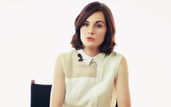 Michelle Dockery enjoys taking risks on the red carpet: The red carpet is fun, it's dress-up and gives you a chance to look at designers' new work