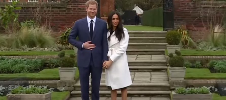 Prince Harry and Meghan Markle reveal more wedding details via Kensington Palace's Twitter account