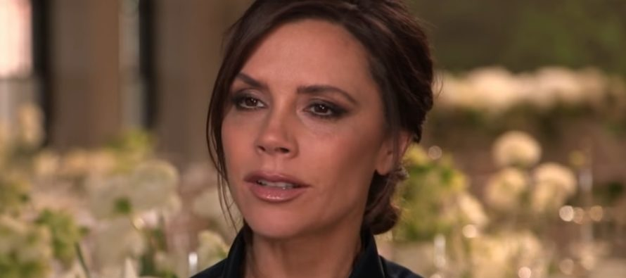 Victoria Beckham can't wait to wear kitten heels: I'm excited to wear these, I've done lots of complete flats and proper heels but I haven't done a kitten heel before