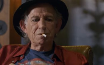 Keith Richards: It would take somebody keeling over to end Rolling Stones