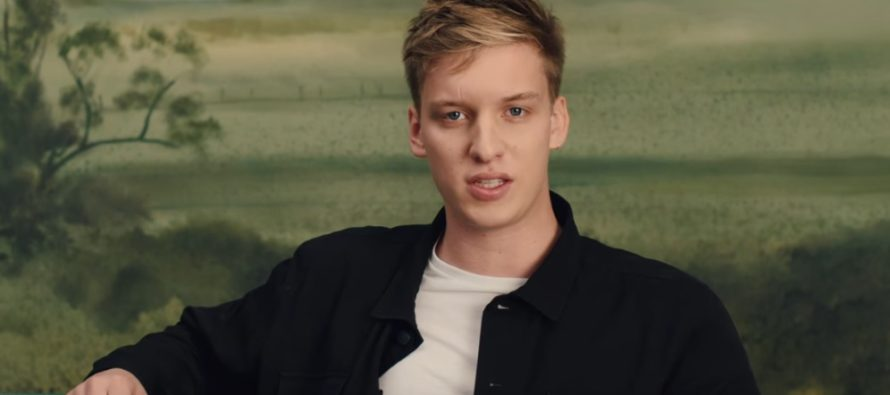 George Ezra has admitted that he struggled to accept his fame