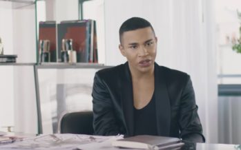 Olivier Rousteing on dressing Beyoncé in Balmain for Coachella 2018 and getting Jay-Z's Seal of Approval