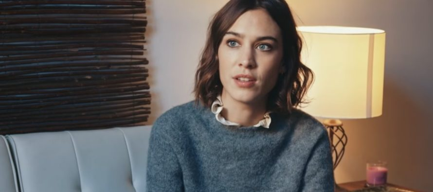 Alexa Chung felt intimated by the Heavenly Bodies: Fashion and the Catholic Imagination theme for this year's Met Gala theme